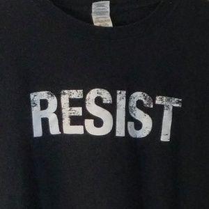 Gildan Tops - RESIST T Shirt sz 4XL